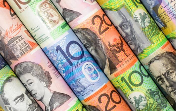 australian dollar strength
